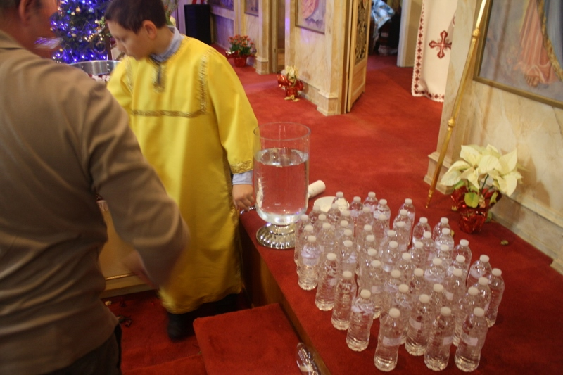 Grand Compline with the Great Blessing of Water