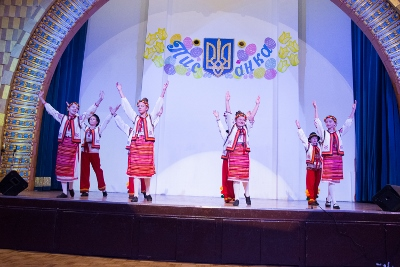 "Annual Festival ""Pysanka"" in Ukrainian Cultural Center, 2018"