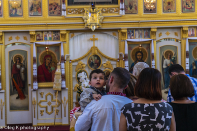 Centannial Celebration of Ukrainian Orthodox Church in America